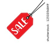 tag price special sale best... | Shutterstock .eps vector #1253356849
