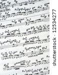 music notation   Shutterstock . vector #12534277