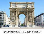 marseille  france   may 20 ... | Shutterstock . vector #1253454550