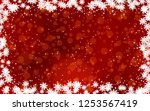 christmas and new year elegant... | Shutterstock .eps vector #1253567419