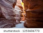 red canyon in the eilat...   Shutterstock . vector #1253606773