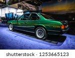 frankfurt   sept 2015  bmw... | Shutterstock . vector #1253665123