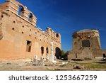 South Facade Of Red Basilica ...