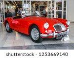 frankfurt   sept 2015  mga twin ... | Shutterstock . vector #1253669140