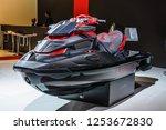 frankfurt   sept 2015  mansory... | Shutterstock . vector #1253672830