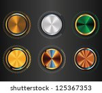 this image is a vector... | Shutterstock .eps vector #125367353