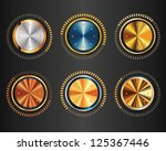 this image is a vector... | Shutterstock .eps vector #125367446