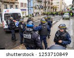 strasbourg  france   dec 8 ... | Shutterstock . vector #1253710849
