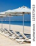 Reclining Deck Chairs  Beach...