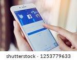 bangkok  thailand   december 10 ...   Shutterstock . vector #1253779633