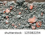 opencast mine excavator and... | Shutterstock . vector #125382254