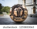 ireland  dublin   19. 09. 2018. ...   Shutterstock . vector #1253833063