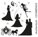 set of illustrations of...   Shutterstock .eps vector #1253885653