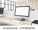 Mock Up Computer Screen...