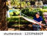guatemala  puerto quetzal  ...   Shutterstock . vector #1253968609