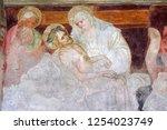 bressanone  italy   july 14 ... | Shutterstock . vector #1254023749