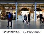 london  england   november 24... | Shutterstock . vector #1254029500