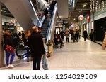paris  france   december 19... | Shutterstock . vector #1254029509