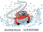 accident,automobile,car,couple,dangerous,driving,fear,ice,icy,man,road,scared,sliding,slippery,slippery roads