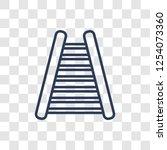 swedish wall icon. trendy...   Shutterstock .eps vector #1254073360