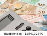 Calculator And Euro