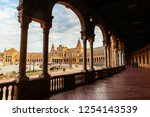 seville  spain   november 13 ... | Shutterstock . vector #1254143539