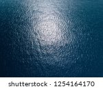 sea surface aerial view   Shutterstock . vector #1254164170