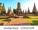 Wat Chai Watthnaram In...