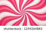 abstract candy vector...   Shutterstock .eps vector #1254264883