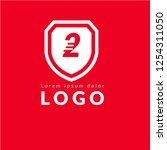 number two logo concept....