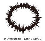 speech bubbles speech balloon   Shutterstock .eps vector #1254343930