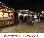 strasbourg  france   december... | Shutterstock . vector #1254379150