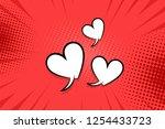 retro design template. isolated ...   Shutterstock .eps vector #1254433723