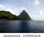 Gran Piton Sf.lucia From Sea