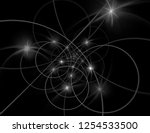 string theory. physical... | Shutterstock . vector #1254533500