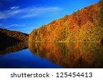 Beautiful Landscape In Plitvice ...