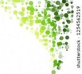 bubbles circle dots unique...   Shutterstock .eps vector #1254562519