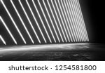 neon glowing lights futuristic... | Shutterstock . vector #1254581800