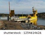 hammaronsalmi  finland   april... | Shutterstock . vector #1254614626