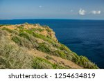 aegean sea south landscape... | Shutterstock . vector #1254634819