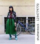 milan  italy   september 22 ... | Shutterstock . vector #1254779770