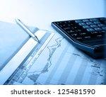 business background | Shutterstock . vector #125481590