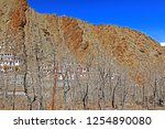 leh ladakh india april 11  ...   Shutterstock . vector #1254890080
