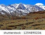 leh ladakh india april 11  ...   Shutterstock . vector #1254890236