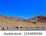 leh ladakh india april 11  ...   Shutterstock . vector #1254890350