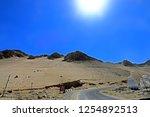 leh ladakh india april 11  ...   Shutterstock . vector #1254892513