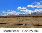 leh ladakh india april 11  ...   Shutterstock . vector #1254892603