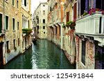 Venice  Italy  Grand Canal And...