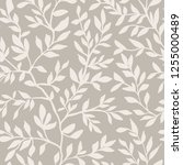 liana seamless pattern with... | Shutterstock .eps vector #1255000489