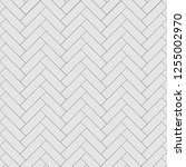 rectangular herringbone grey... | Shutterstock . vector #1255002970